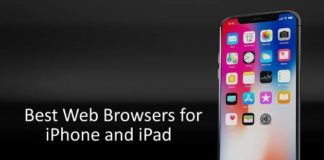iPhone browsers