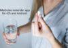medicine reminder