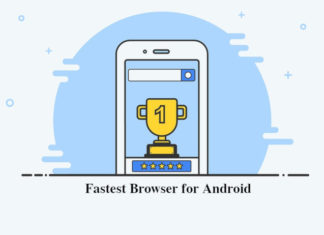 Fastest browser for android