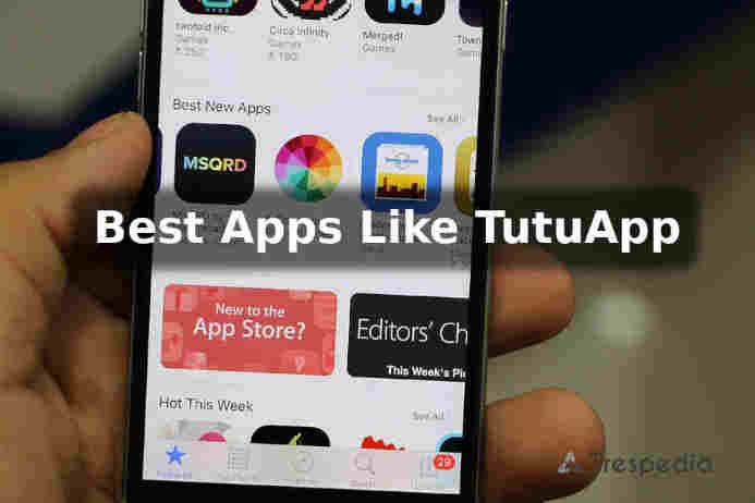 apps like tutuapp alternative to play store app store