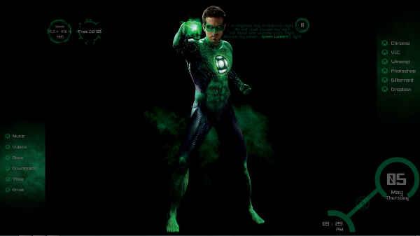 green_lantern_theme