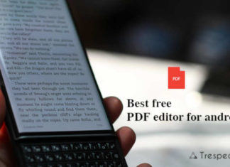 pdf editor for android free