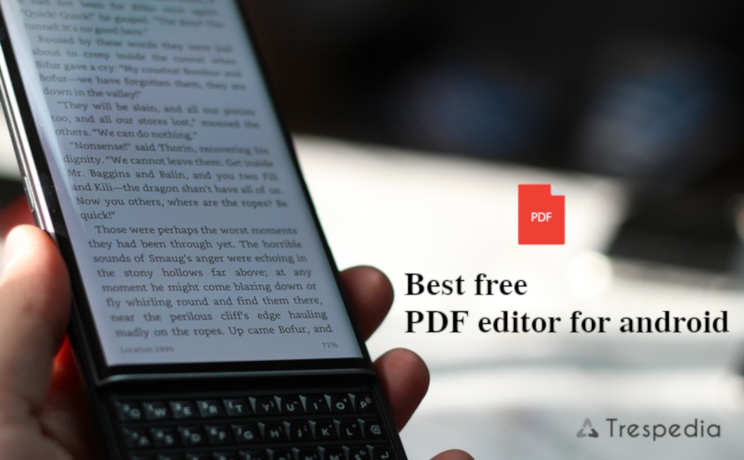 8 Best PDF editor for Android Free : Pro features in a ...
