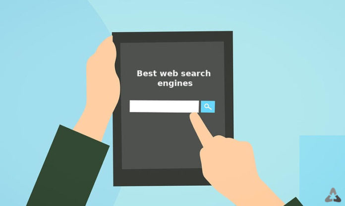 best search engine apps for android