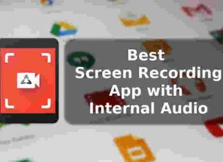 best screen recording app with internal audio