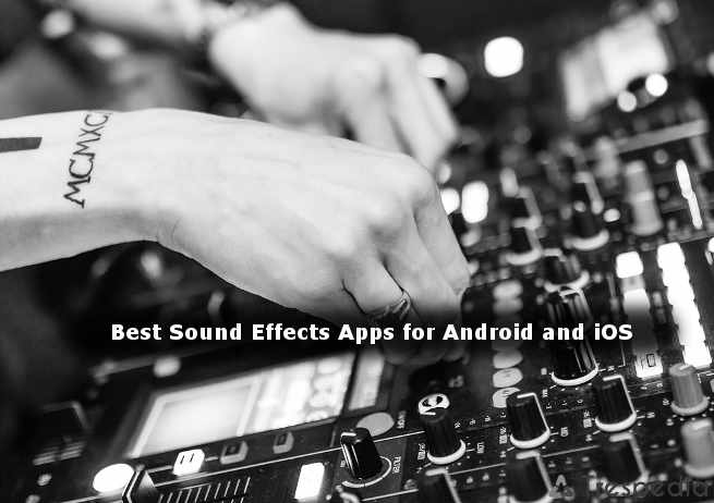 Sounds effects app audio effect android iOS