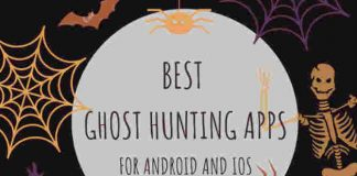 Best Ghost Hunting Apps for Android iOS