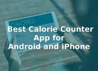 best calorie counter app for android and iPhone