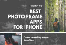best photo frame apps for iphone ios