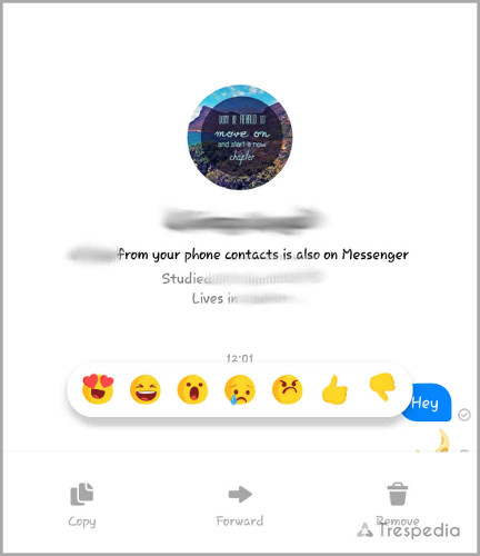 enable dark mode in messenger