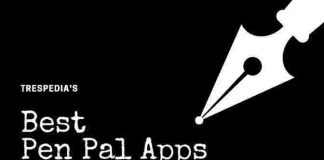 best pen pal apps for android and ios find a pen pal