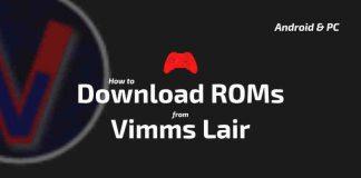 Vimms ROMs - Download roms from vimms lair