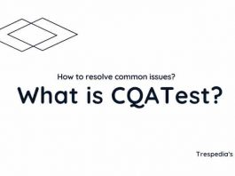 cqatest app for Android